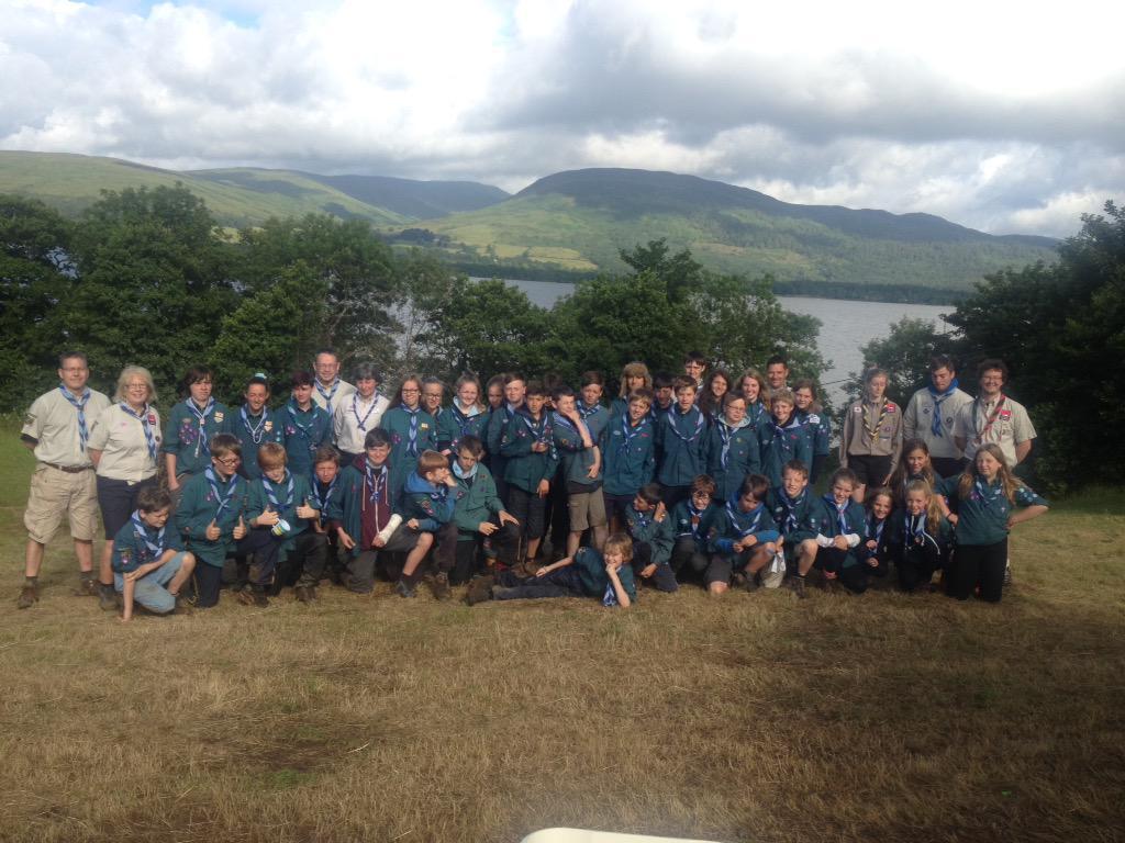 Scout Camp 2015
