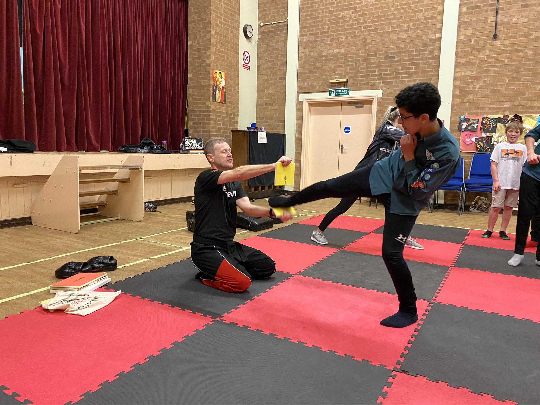 Scout Martial Arts 2020